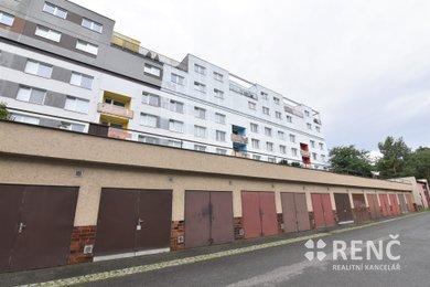 Pronájem garáže na ul. Axmanova v Brně – Kohoutovicích, Ev.č.: 01026