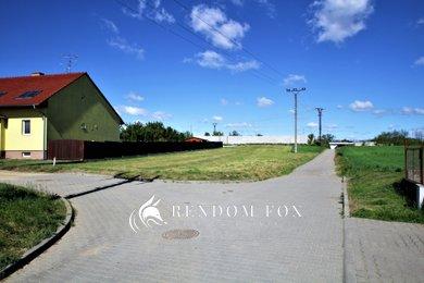 Prodej, Pozemky pro bydlení, 1286m² - Hrušovany u Brna, Ev.č.: 00219