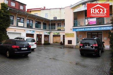 Pronájem, Obchodní prostory, 70m² - Mariánské Lázně, Ev.č.: 01326