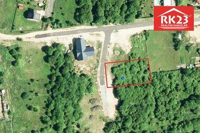 Prodej, Pozemky pro bydlení, 1056m² - Velká Hleďsebe, Ev.č.: 00136
