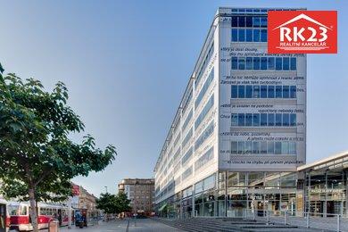 Pronájem, Kanceláře, 70m² - Praha - Smíchov, Ev.č.: 00645