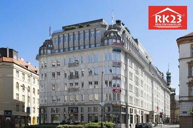 Pronájem, Kanceláře, 65m² - Praha - Nové Město, Ev.č.: 00646