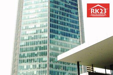 Pronájem, Kanceláře, 9m² - Praha - Nusle, Ev.č.: 00647