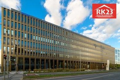 Pronájem, Kanceláře, 70m² - Praha - Karlín, Ev.č.: 00659