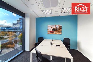 Pronájem, Kanceláře, 85m² - Praha - Ruzyně, Ev.č.: 00660