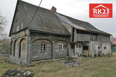Prodej, Pozemky pro bydlení, 1318m² - Cvikov II, Ev.č.: 00773