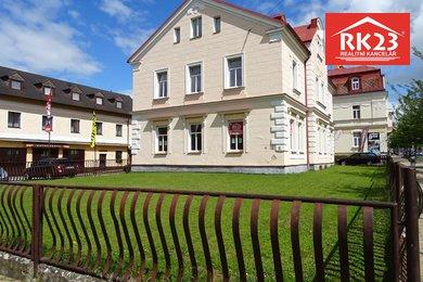 Prodej, Obchodní prostory, 492m² - Mariánské Lázně, Ev.č.: 00833