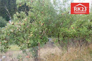 Prodej, Pozemky - zahrady, 272m² - Velká Hleďsebe, Ev.č.: 00877