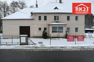 Prodej, Rodinné domy, 247m² - Cvikov - Lindava, Ev.č.: 00906