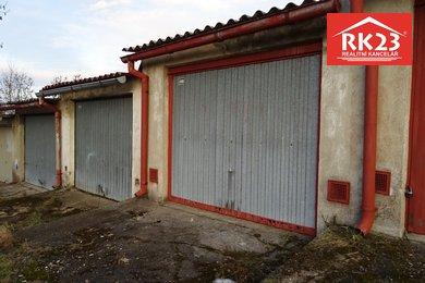 Prodej, Garáže, 21m² - Cheb, Ev.č.: 00925