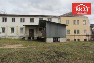 Pronájem, Výroba, 1202m² - Karlovy Vary - Doubí, Ev.č.: 00944