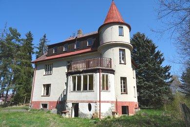 Prodej, Ubytování, 523m² - Mariánské Lázně - Chotěnov-Skláře, Ev.č.: 00956