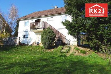 Prodej, Rodinné domy, 190m² - Lázně Kynžvart, Ev.č.: 00967