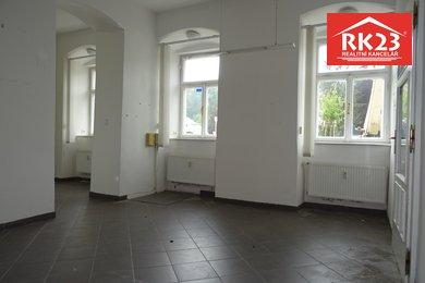 Pronájem, Obchodní prostory, 31m² - Mariánské Lázně, Ev.č.: 00997