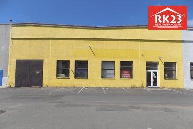 Pronájem, Obchodní prostory, 219m² - Mariánské Lázně - Úšovice, Ev.č.: 01012
