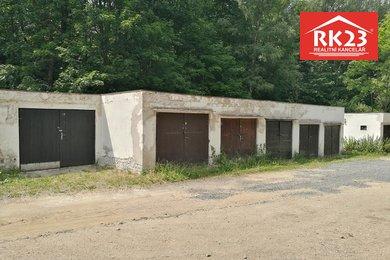 Prodej, Garáže, 20m² - Liberec XV-Starý Harcov, Ev.č.: 01015