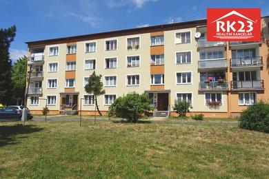 Prodej, Byty 3+1, 64m² - Mariánské Lázně - Úšovice, Ev.č.: 01021