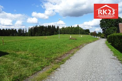 Prodej, Pozemky pro bydlení, 1501m² - Tři Sekery - Krásné, Ev.č.: 01030