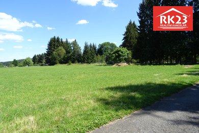 Prodej, Ostatní pozemky, 2990m² - Zádub-Závišín - Zádub, Ev.č.: 01105