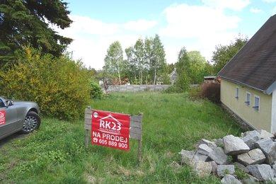 Prodej, Pozemky pro bydlení, 1460m² - Tři Sekery - Krásné, Ev.č.: 01116
