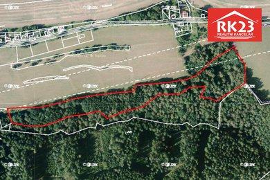 Prodej, Lesy, 30203m² - Chlum Svaté Maří, Ev.č.: 01136