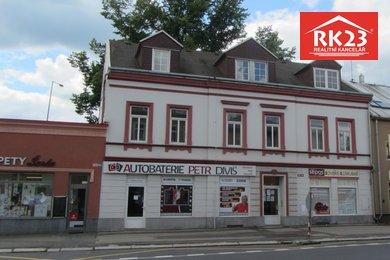 Pronájem, Kanceláře, 50m² - Karlovy Vary - Rybáře, Ev.č.: 01155