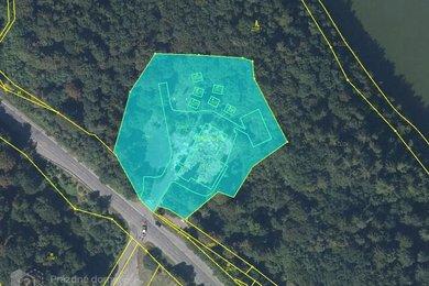 Prodej, Pozemky pro komerční výstavbu, 9008m² - Cheb, Ev.č.: 01160