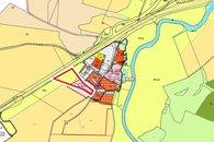 Mapa UZ - označení