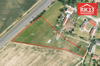 Prodej, Pozemky pro bydlení, 14067m² - Odrava - Obilná, Ev.č.: 01163
