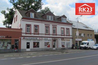 Pronájem, Kanceláře, 18m² - Karlovy Vary - Rybáře, Ev.č.: 01167