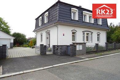 Prodej, Rodinné domy, 410m² - Mariánské Lázně - Úšovice, Ev.č.: 01192