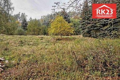 Prodej, Pozemky pro bydlení, 2156m² - Svojkov, Ev.č.: 01195