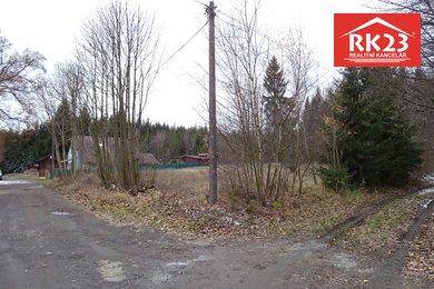 Prodej, Pozemky pro bydlení, 901m² - Tři Sekery - Krásné, Ev.č.: 01218
