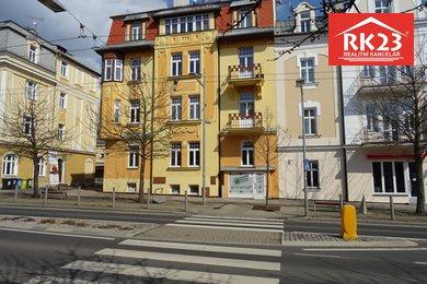 Pronájem, Obchodní prostory, 73m² - Mariánské Lázně, Ev.č.: 01248