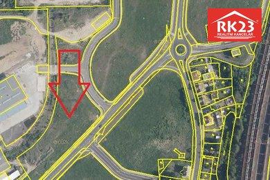 Prodej, Pozemky pro komerční výstavbu, 6760m² - Nové Sedlo - Chranišov, Ev.č.: 01260
