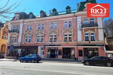Prodej, Obchodní prostory, 92m² - Mariánské Lázně, Ev.č.: 01300