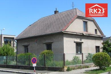 Prodej, Rodinné domy, 50m² - Praha - Čakovice, Ev.č.: 01322