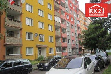 Pronájem, Byty 1+1, 40m² - Karlovy Vary - Rybáře, Ev.č.: 01328