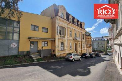 Prodej, Byty 1+kk, 34m² - Mariánské Lázně, Ev.č.: 01344