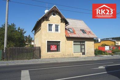 Prodej, Rodinné domy, 130m² - Velká Hleďsebe, Ev.č.: 01265-1