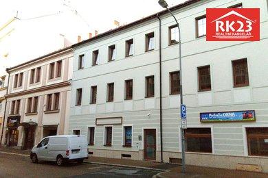 Pronájem, Obchodní prostory, 61m² - Plzeň - Jižní Předměstí, Ev.č.: 01361