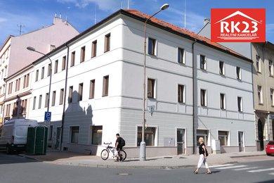 Pronájem, Kanceláře, 61m² - Plzeň - Jižní Předměstí, Ev.č.: 01362