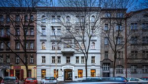 Pronájem luxusního bytu 2+kk, 83,5m² - Praha Karlín