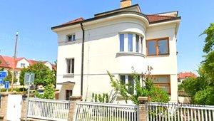 Pronájem bytu 3+1, 75 m2, Na Hanspaulce, Praha 6 - Dejvice