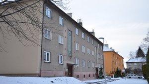 Pronájem bytu 1+1, 44 m², ul. M. Pujmanové, Frýdek-Místek