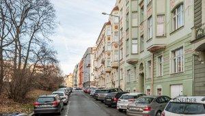 Pronájem, Byty 1+1, 44 m² ul. Polská, Praha 2