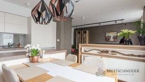 Prodej mezonetového bytu 4+1, 178m², Nová Karolina, Ostrava