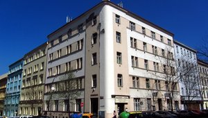 Pronájem skladového prostoru, 42 m2, Jagellonská ul., Praha - Vinohrady