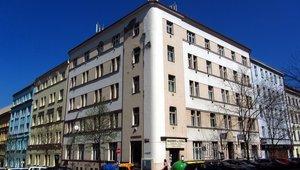 Pronájem bytu 2+1, 73 m2, Praha 3 - Vinohrady