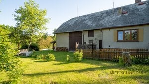 Prodej rodinného domu 3+1 v CHKO Křivoklátsko, Račice nad Berounkou